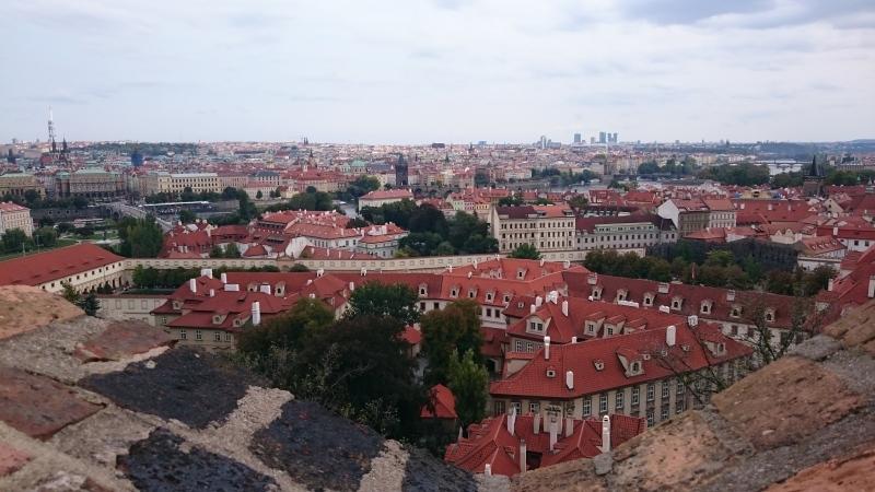 プラハ市内1