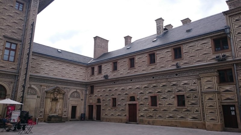 プラハ市内2