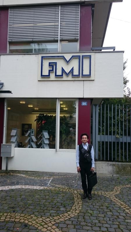 FMI訪問